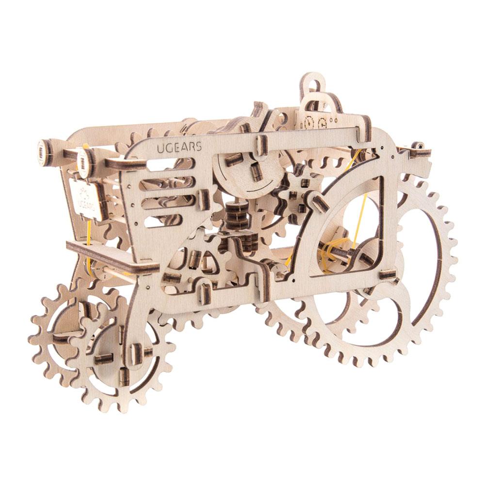 Купить Пазлы, Механический 3D пазл Трактор Ukrainian Gears (6000466)