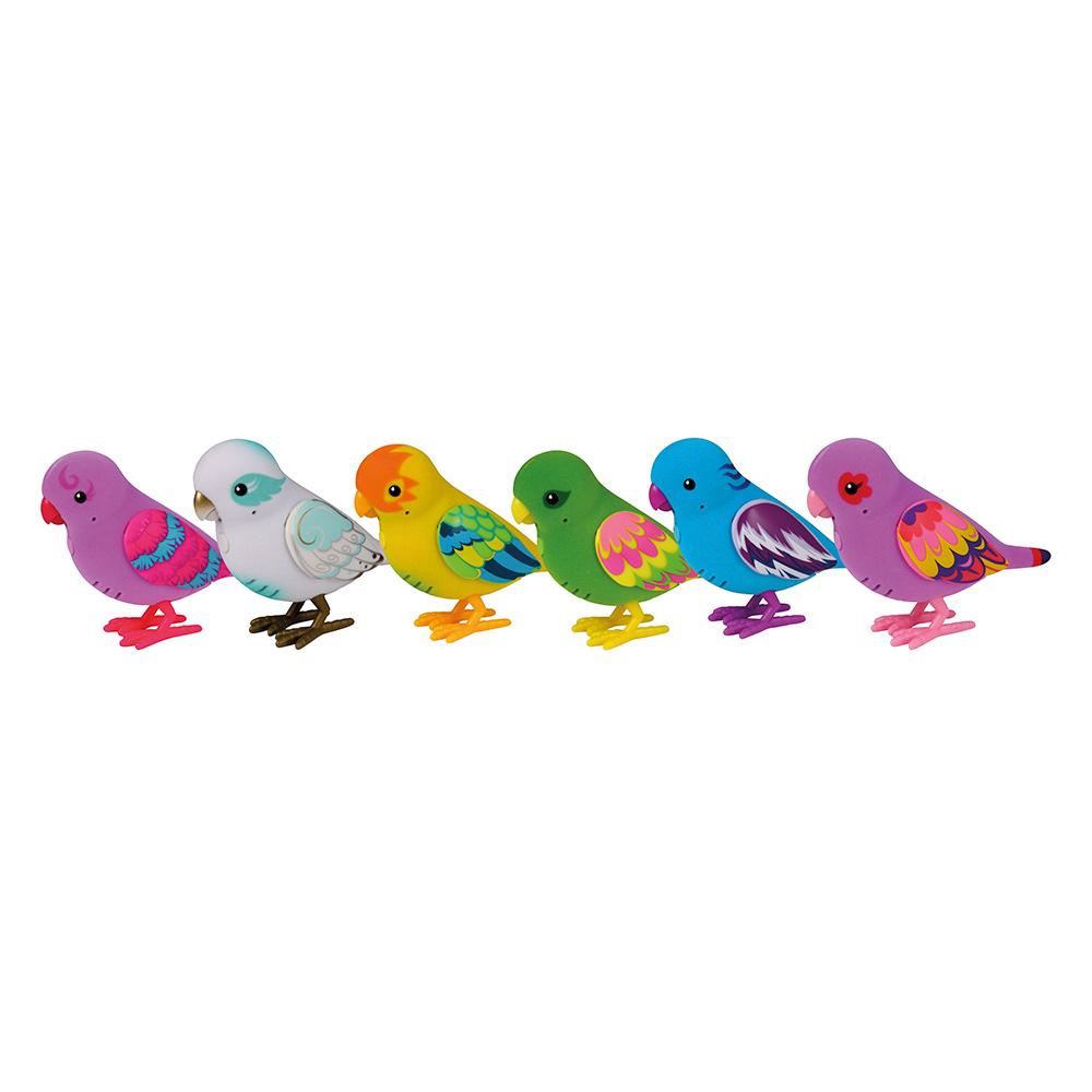 Купить Персонажи мультфильмов, игровые фигурки, Интерактивная игрушка Little Live Pets Птичка Ди (28017)