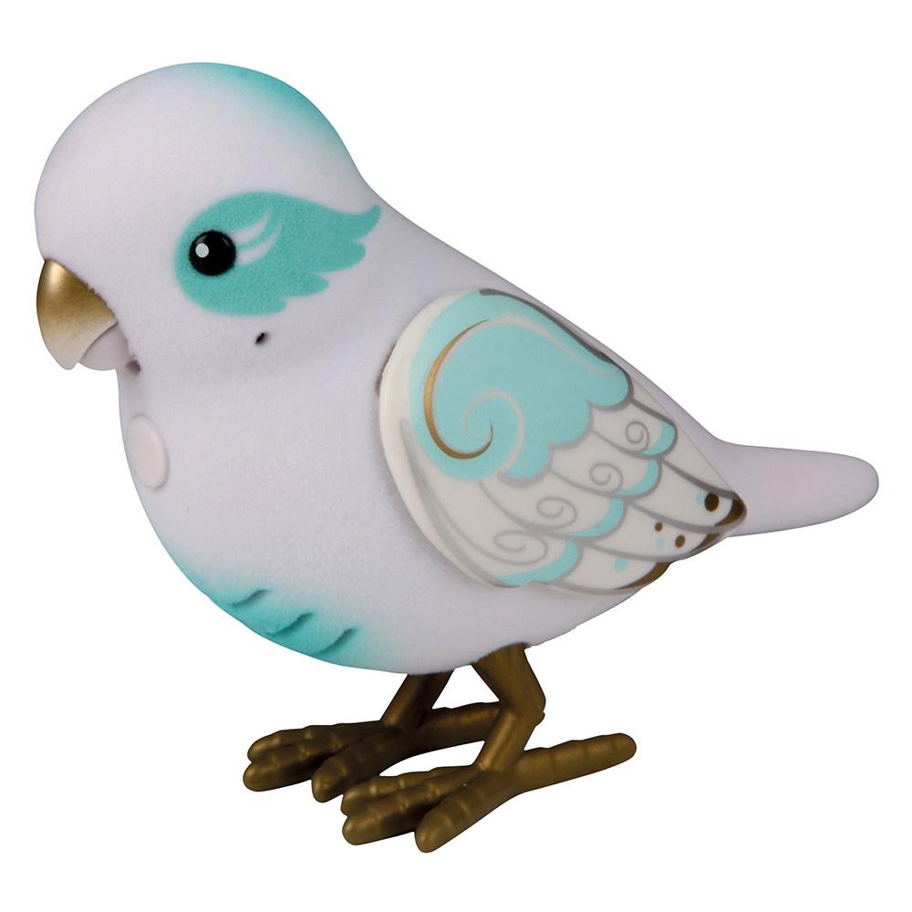 Купить Персонажи мультфильмов, игровые фигурки, Интерактивная игрушка Little Live Pets Птичка Анжела (28018)