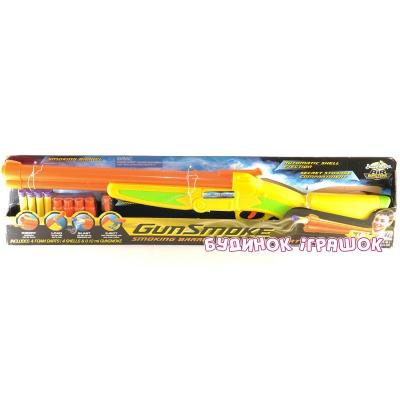 Купить Игрушечное оружие, Помповое оружие GunSmoke BuzzBeeToys (51003)