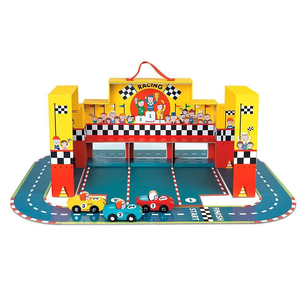Игровой набор Janod Гран При (J08554)