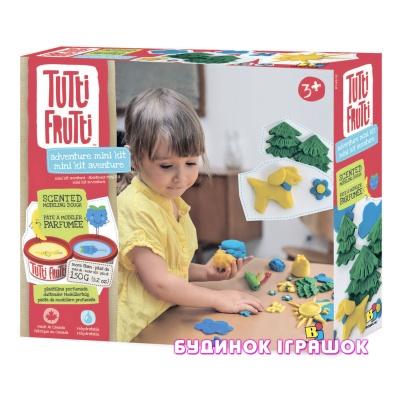 Купить Наборы для творчества и рукоделия, Мини-набор для лепки Приключения Tutti Frutti (BJTT14810)