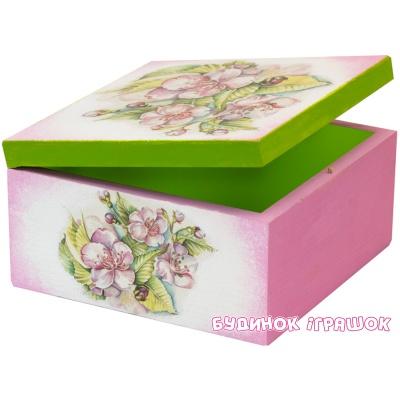 Купить Наборы для творчества и рукоделия, Набор для творчества Шкатулка Цвет вишни Rosa (N000015)