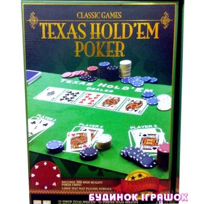 Купить Настольные игры, головоломки, Классические игры Покер Техас (ST015), Merchant ambassador