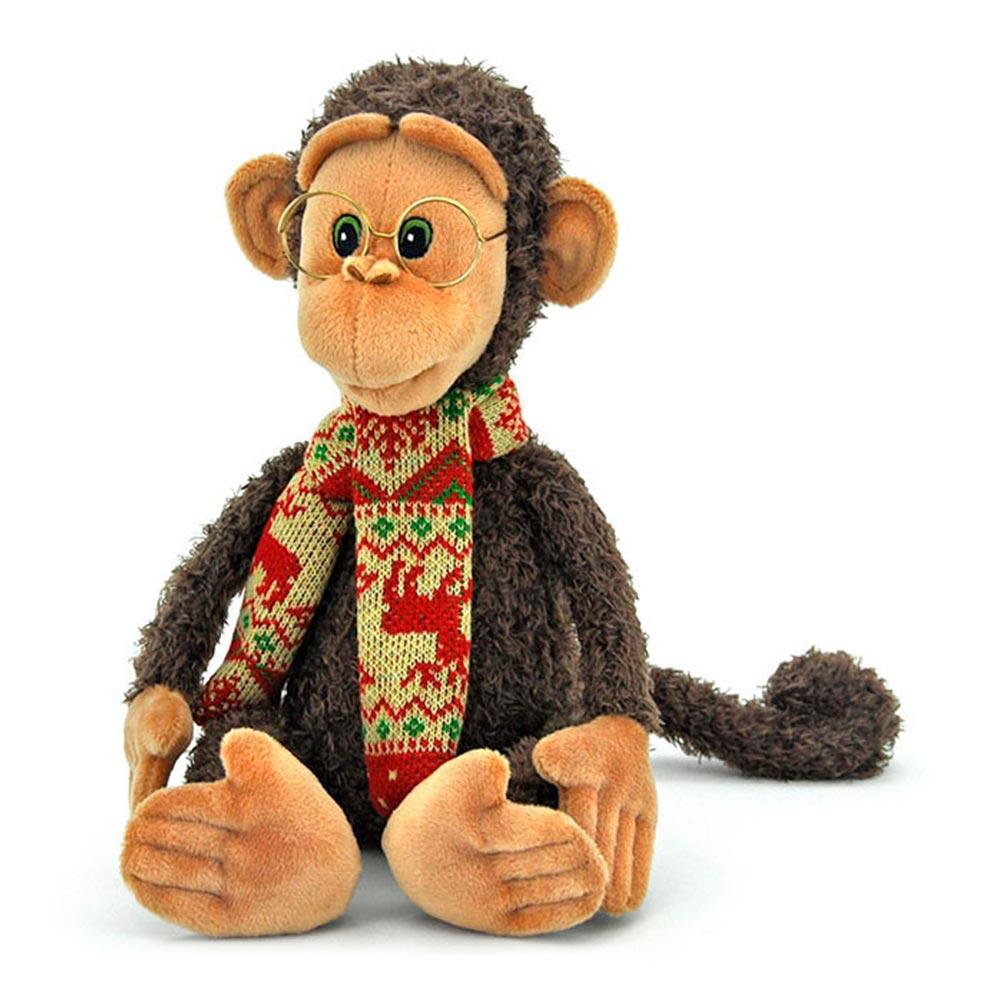 М яка іграшка Orange Мавпочка Гоша в окулярах 28 см (OS095 22) - купити в  магазині дитячих іграшок  Будинок іграшок  0d21d9a75f392