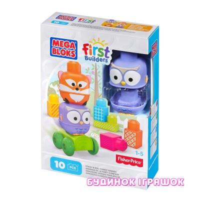 Конструктор Mega Bloks Лісові друзі (CNG20) - купити в магазині дитячих  іграшок  Будинок іграшок  9e1ca10ea3be3