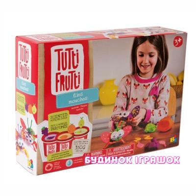 Наборы для творчества и рукоделия, Набор для лепки Полицейские жуки Tutti Frutti (BJTT14819)  - купить со скидкой