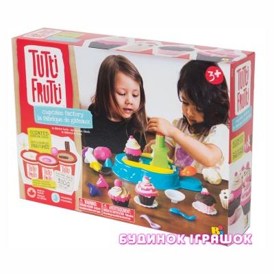 Купить Наборы для творчества и рукоделия, Набор для лепки Фабрика пирожных Tutti Frutti (BJTT14818)