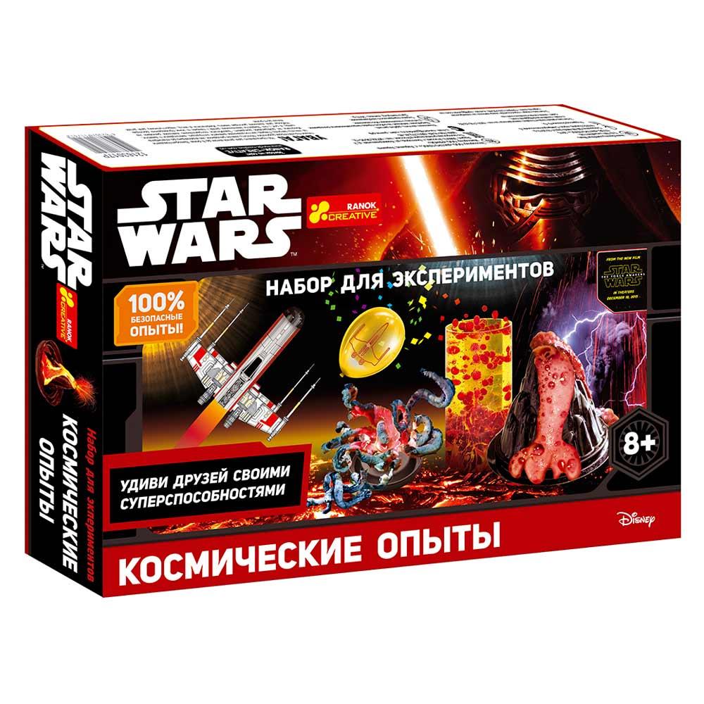 Купить Игровые наборы, Набор для экспериментов RANOK Космические опыты Звездные войны (12163019Р), Ranok Creative