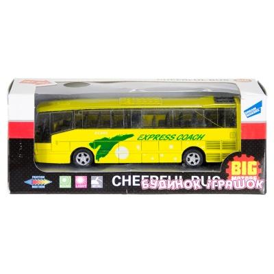 Машинка Cheerful Bus Big Motors (XL80136L)