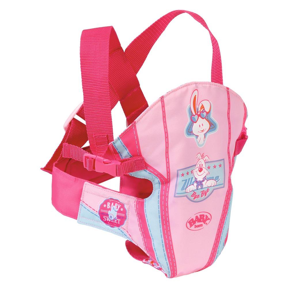 Рюкзак-кенгуру Baby Born (822234) - купити в магазині дитячих ... 99c76afade6fc