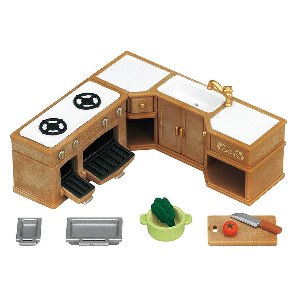 Игровой набор Мебель для кухни Sylvanian Families (5222)