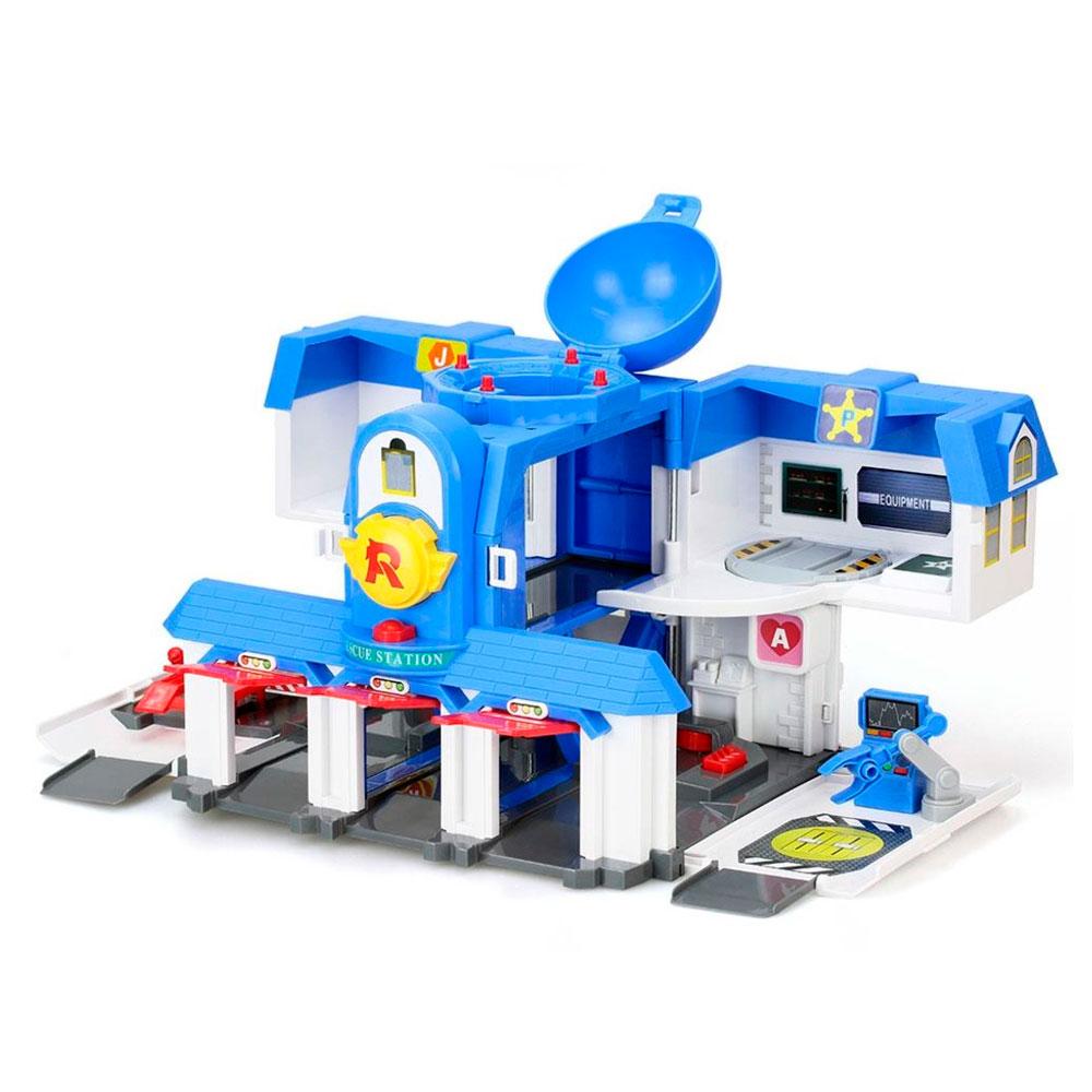 Игрушки поли робокар набор купить