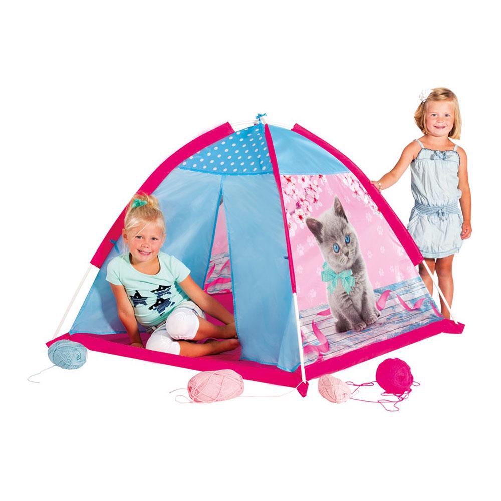 Купить Игровые домики, палатки, Палатка Micasa Котенок (411-16)