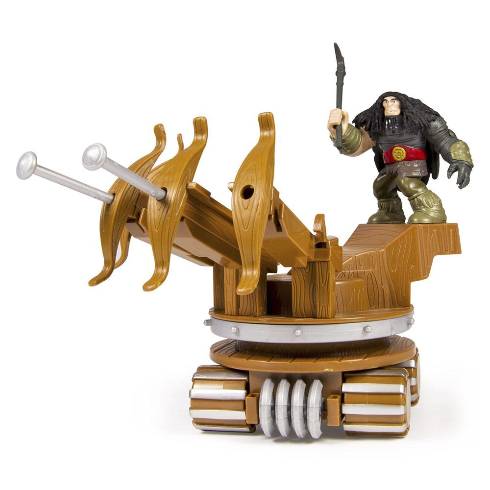 Купить Игровые наборы, Игровой набор Драго и боевая машина Как приручить дракона (SM66594-5), Spin Master