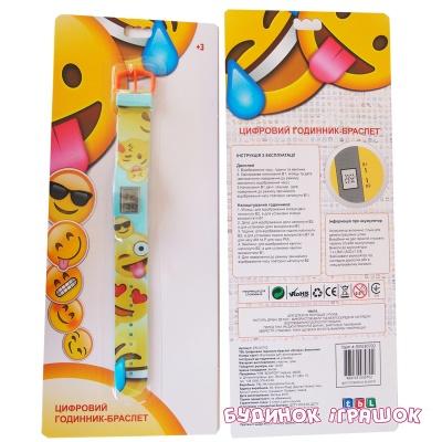 Годинники цифрові-браслет TBL Emojis (EMJ30702) - купити в магазині дитячих  іграшок  Будинок іграшок  293d9da2655e5