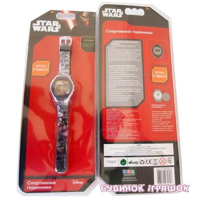 Годинники спортивні Зоряні війни TBL (SW35813) - купити в магазині дитячих  іграшок  Будинок іграшок  42bdddb87642b