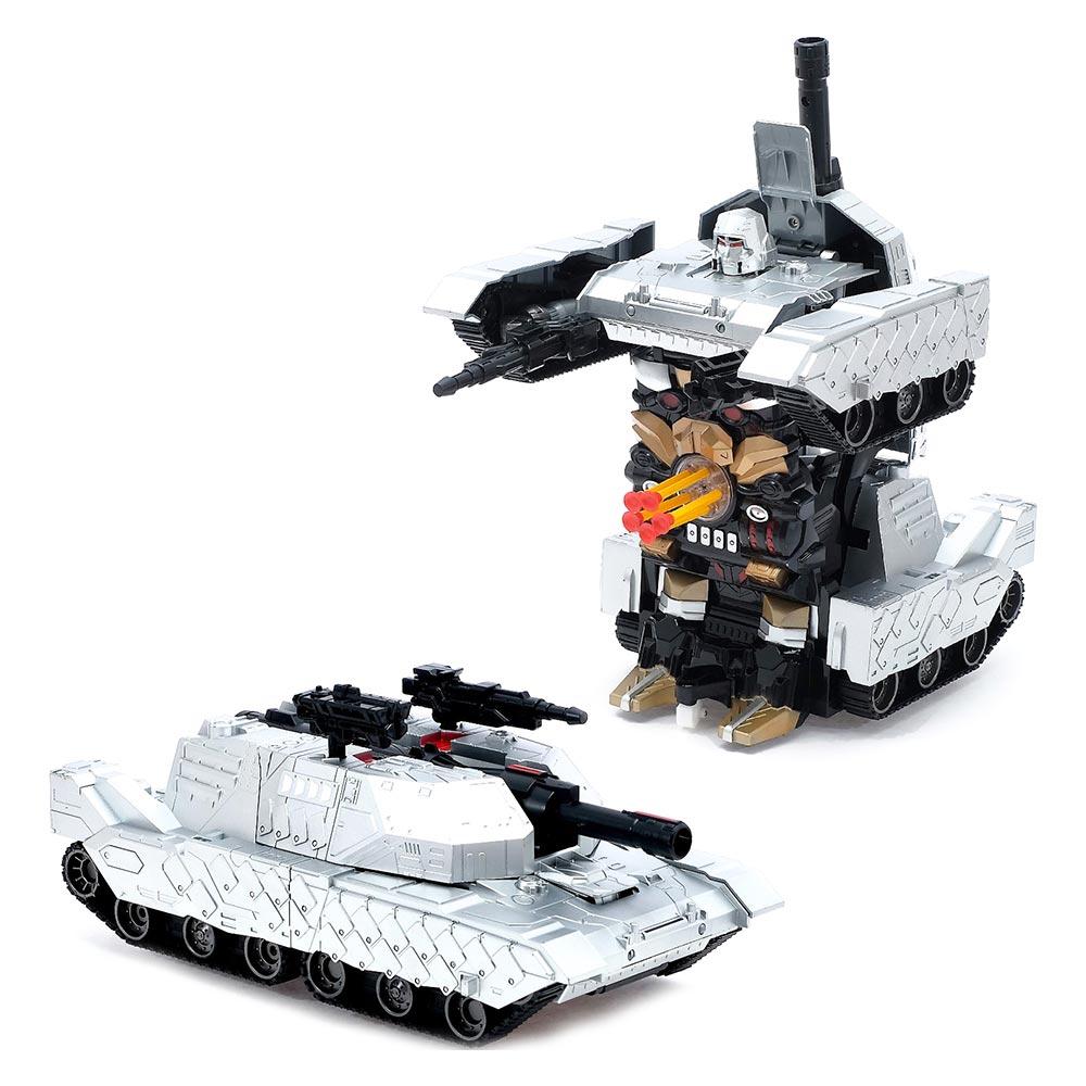 Купить Радиоуправляемые модели, игрушки, Игрушка на радиоуправлении Робот-трансформер Танк MZ (2327PF)