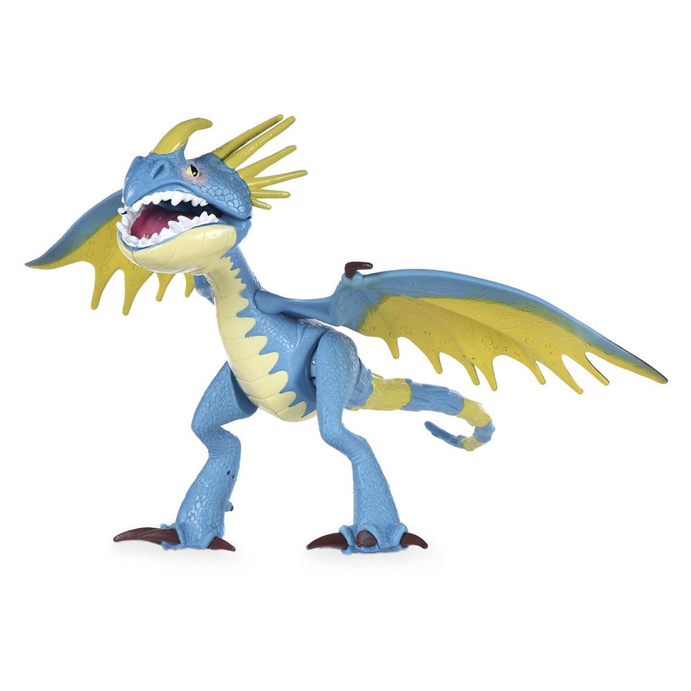 Купить Персонажи мультфильмов, игровые фигурки, Игровой набор Дракон Де-Люкс Громгильда Как приручить дракона (SM66610-3), Spin Master