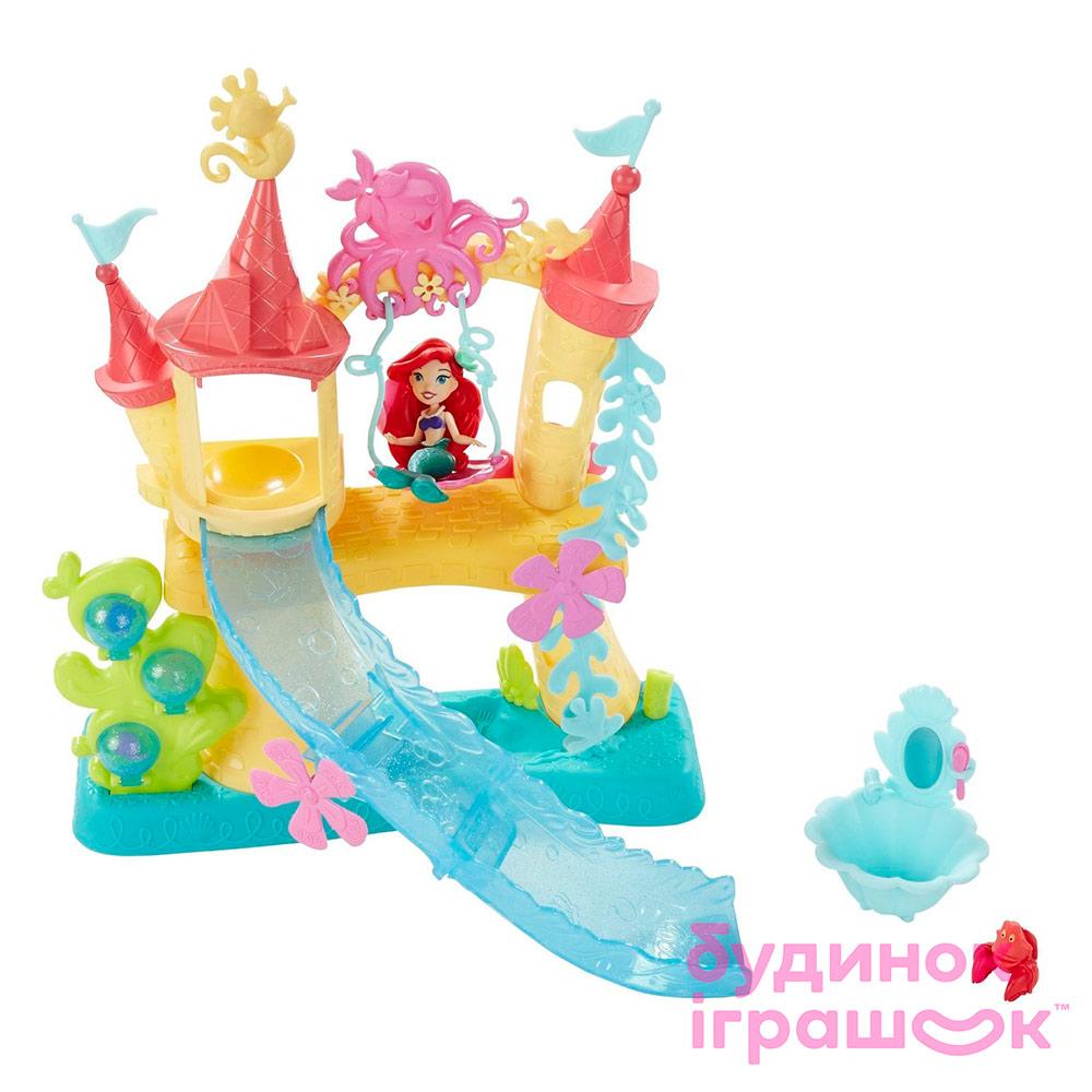 Ігровий набір Disney Princess Замок Аріель (B5836) - купити в магазині дитячих  іграшок  Будинок іграшок  995d76ea1f810