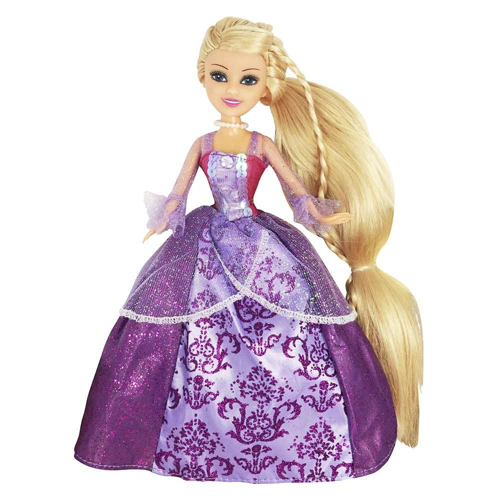 Іграшка Sparkle Girls Принцеса Рапунцель в ліловій сукні (FV24455-1) -  купити в магазині дитячих іграшок  Будинок іграшок  6dc278e2ad1f8