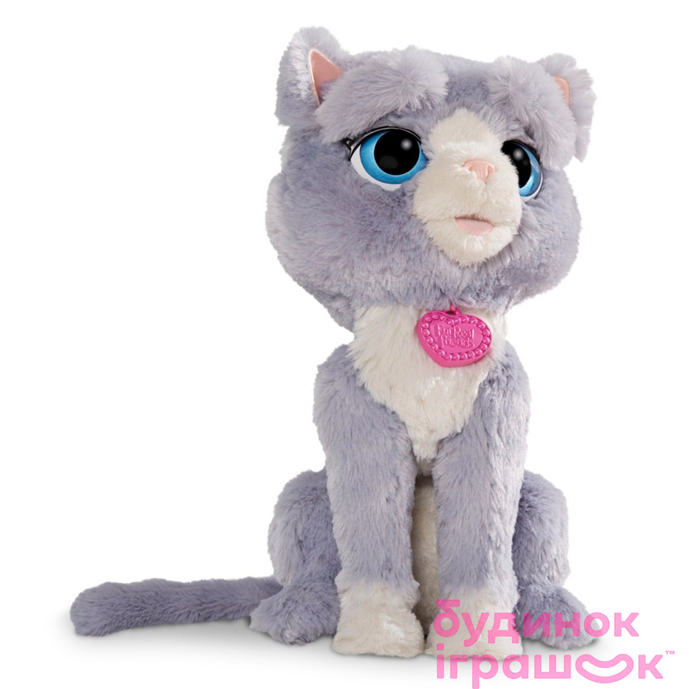 Інтерактивні м які тварини - Інтерактивний кошеня FurReal Friends Бутси  (B5936) 902cad8a49951