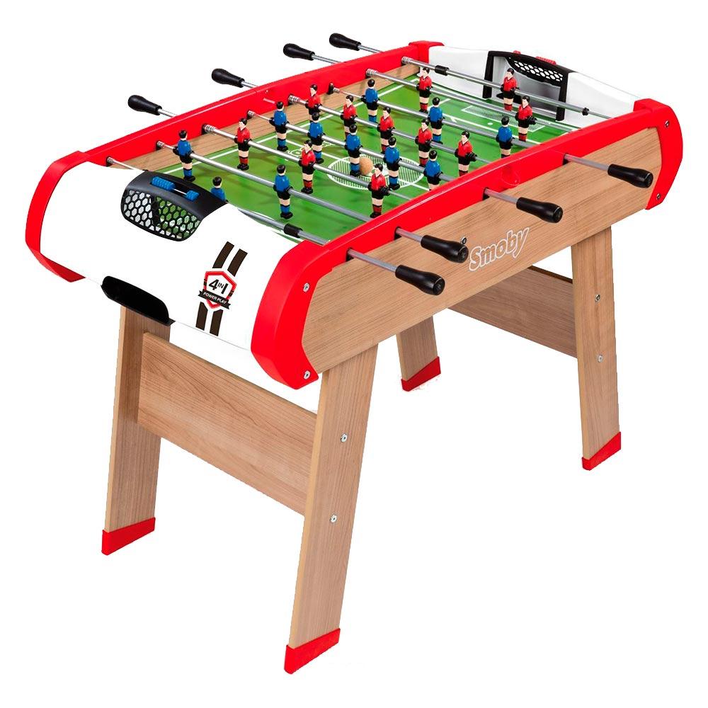 Стол Smoby Power play  4 в 1 деревянный (640001) Simba