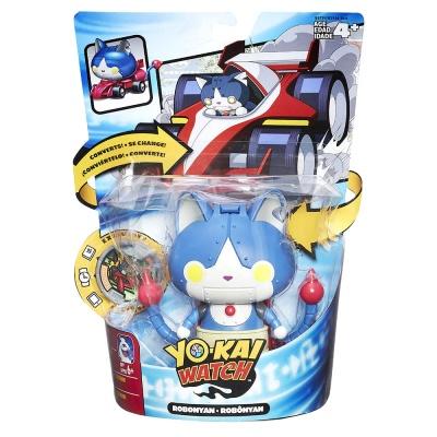 Фігурки персонажів - Ігрова фігурка змінюється Robonyan Yokai Watch (B5946    B8794) (B5946 ec4e768509e91