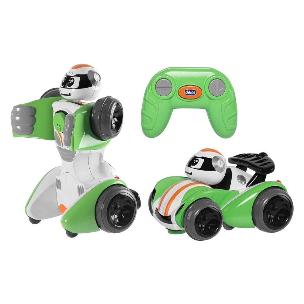Купить Трансформеры, Игрушка на дистанционном управлении RoboChicco (07823.00)