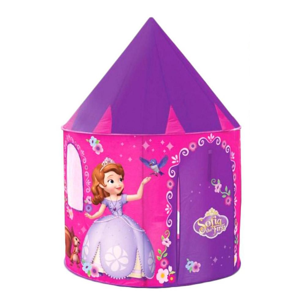 Купить Игровые домики, палатки, Палатка Sofia the First в коробке Disney (KI-3301-П (D-3301))
