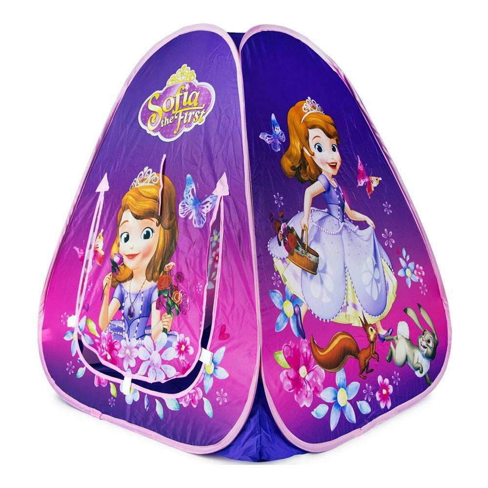 Купить Игровые домики, палатки, Палатка Принцесса София Disney (KI-3302-П (D-3302))