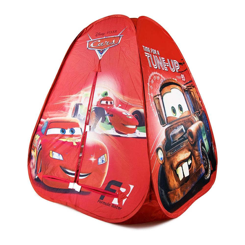 Купить Игровые домики, палатки, Палатка Тачки Disney (KI-3307-П (D-3307))
