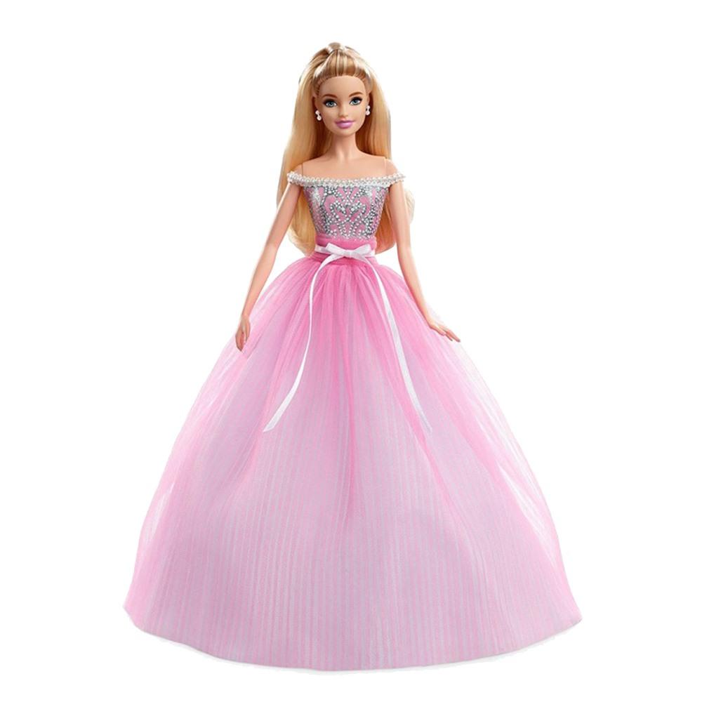 Модельні ляльки - Колекційна лялька Особливий День народження Barbie (DVP49) b38c3b9e97ce2