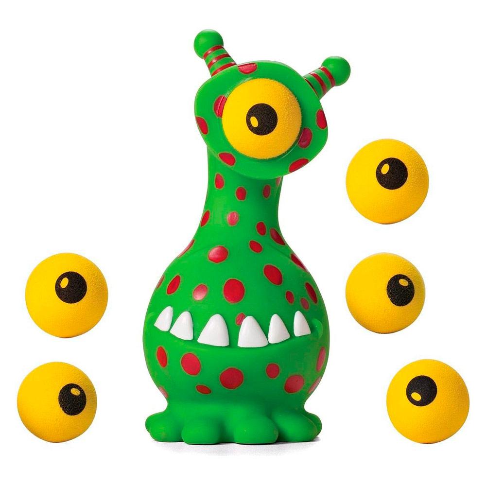 Купить Персонажи мультфильмов, игровые фигурки, Игровая фигурка Стреляющей зверек Монстрик Squeeze Popper (54705)