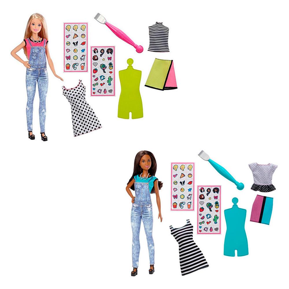 Игровой набор Модные смайлики Barbie (DYN92) - купить в магазине детских  игрушек  Будинок іграшок  4b3f1b2fda6