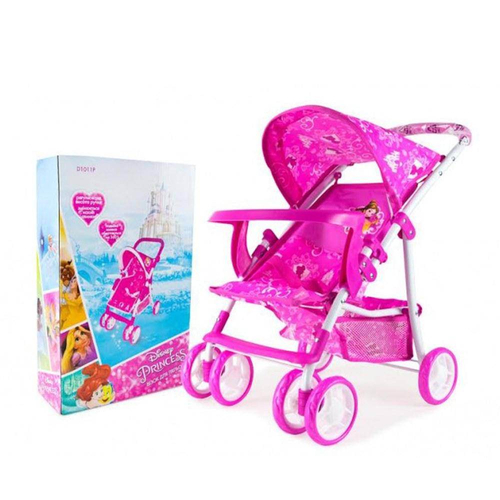 Літня коляска з регульованими ручкою і спинкою Disney Princess (D1011P) -  купити в магазині дитячих іграшок  Будинок іграшок  9f7c09337bbf1