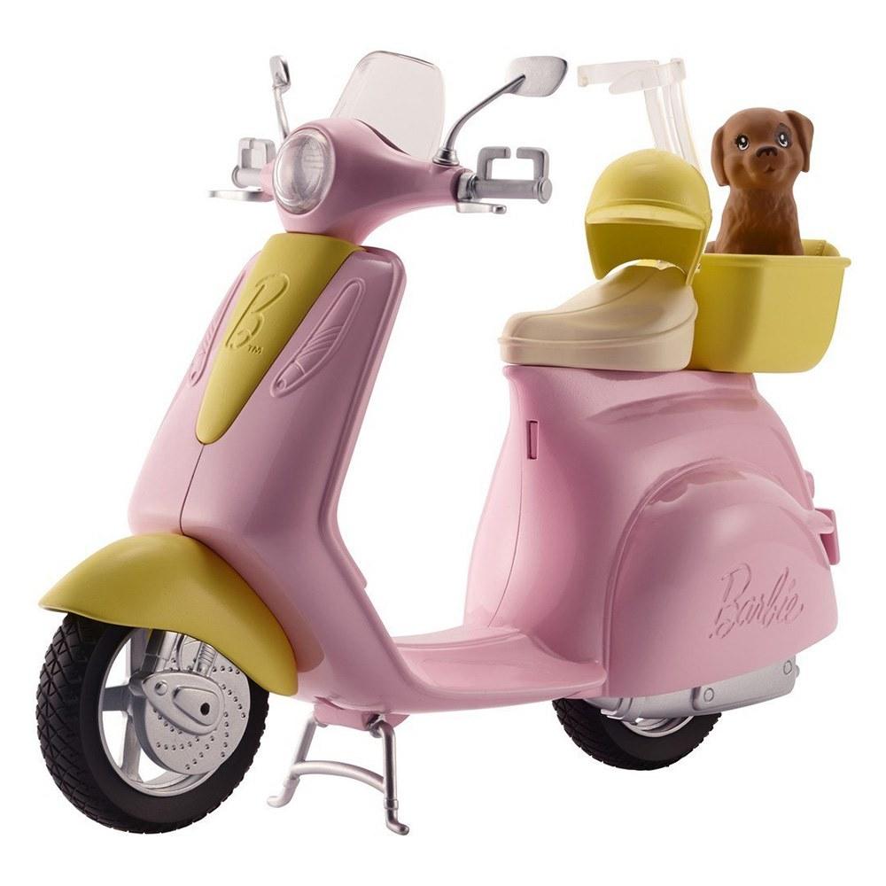 Аксесуари для ляльки Мопед Barbie (DVX56) - купити в магазині ... 0c0fb3ef8be86