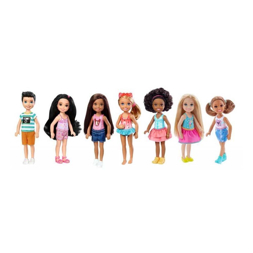 Лялька Челсі і друзі Barbie в асортименті (DWJ33) - купити в магазині  дитячих іграшок  Будинок іграшок  3ca24ab4d837f