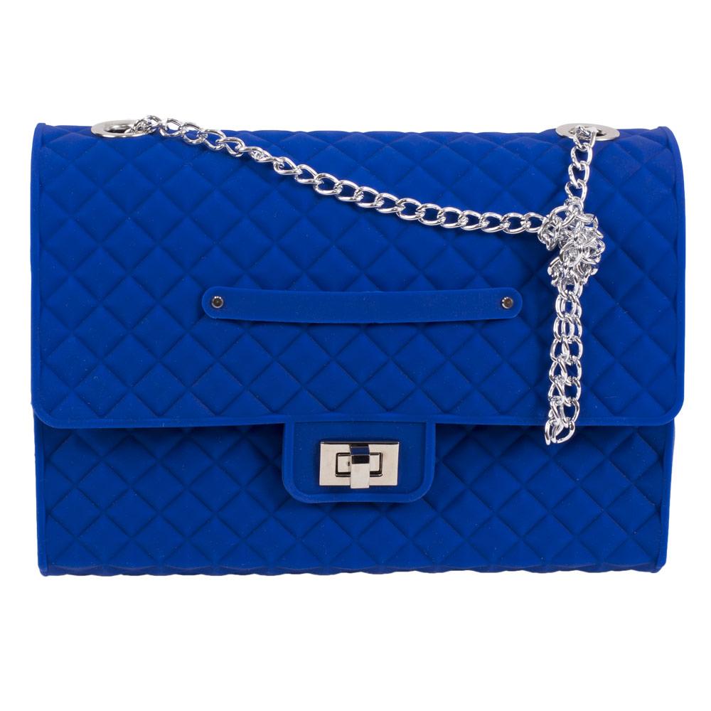 Рюкзаки и сумки - Сумочка кросс-боди cиликоновая Tinto Синяя (CB33.66) d3e63ded247