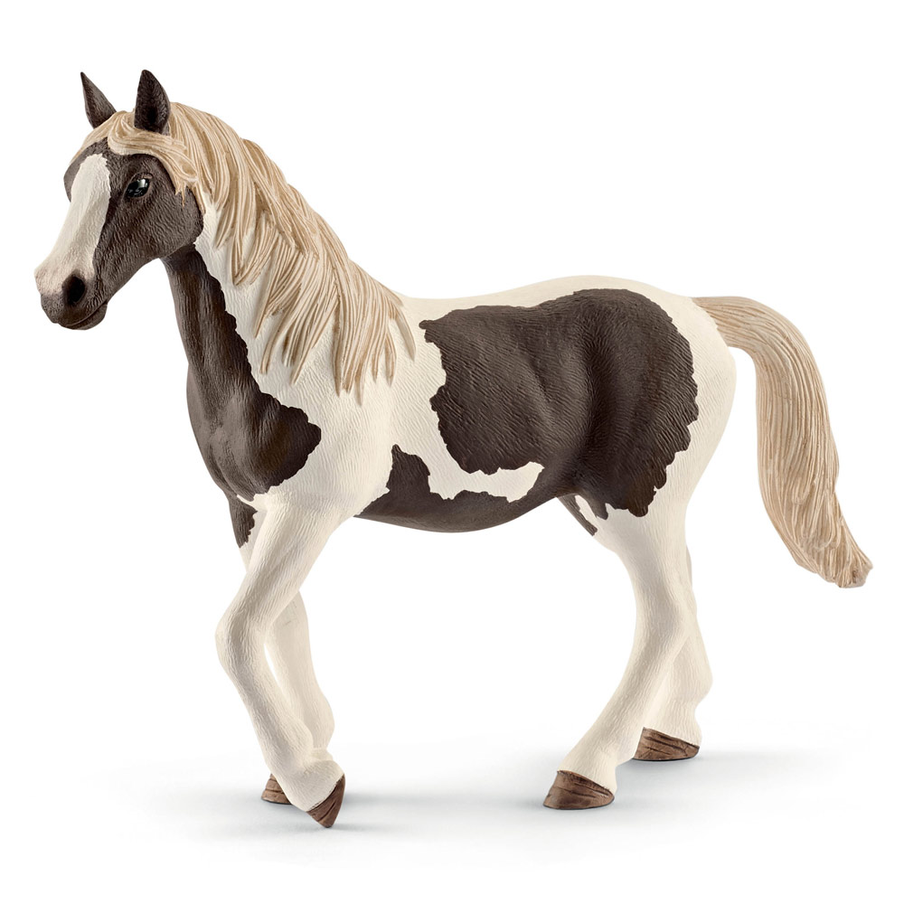 Купить Персонажи мультфильмов, игровые фигурки, Игровая фигурка Лошадь Пинто Schleich (13830)