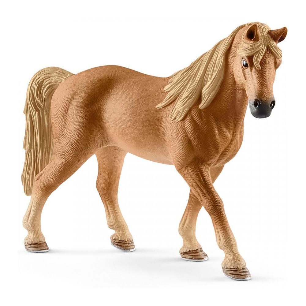 Купить Персонажи мультфильмов, игровые фигурки, Игровая фигурка Тенесийськая прогулочная лошадь Schleich (13833)