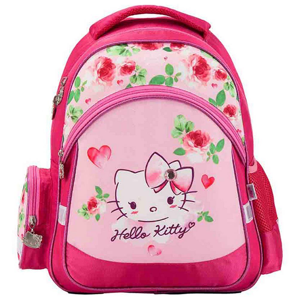 Рюкзак шкільний 521 KITE Hello Kitty (HK17-521S) - купити в магазині  дитячих іграшок  Будинок іграшок  64ee4b51a38ef