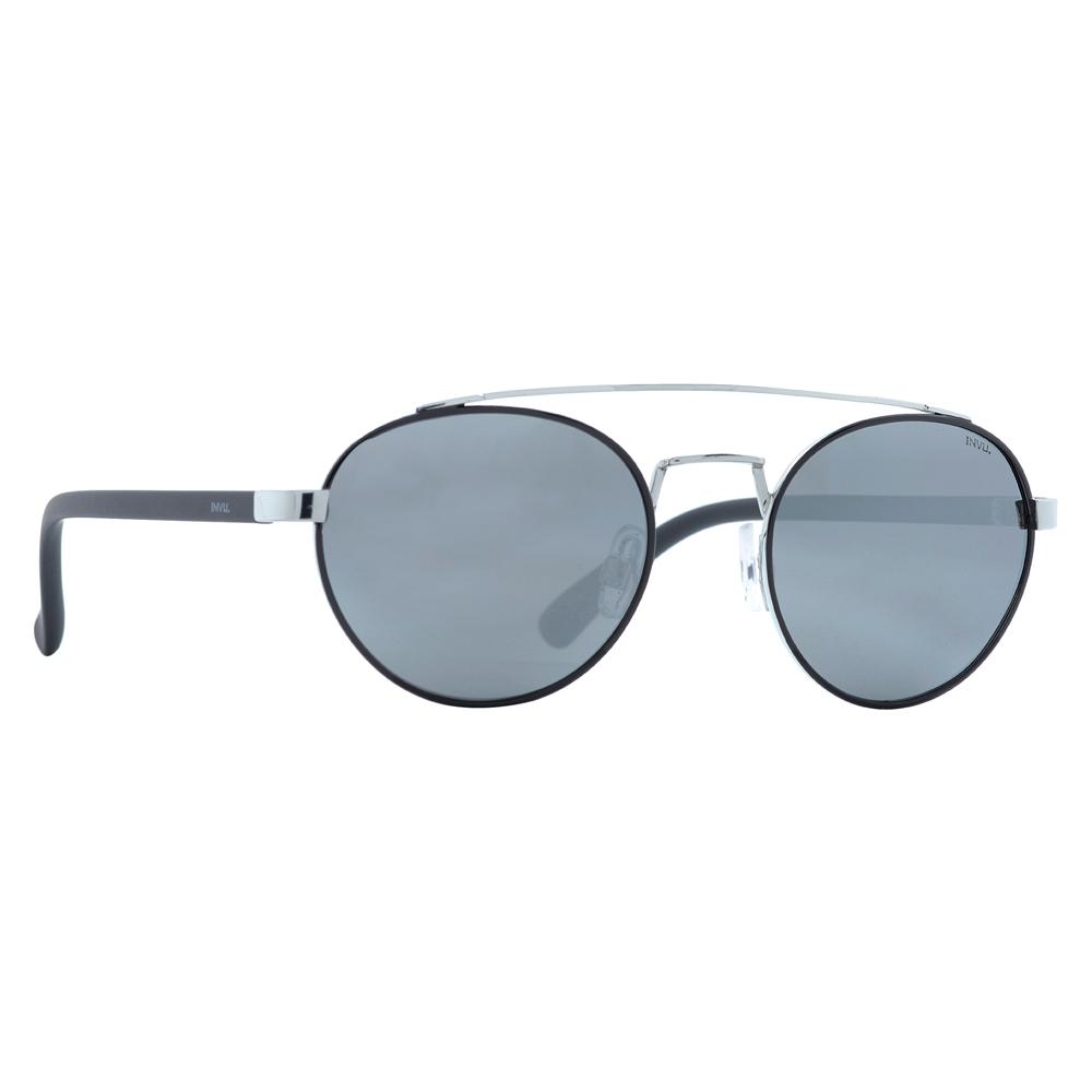 185b50a31f99 Солнцезащитные очки - Солнцезащитные очки для детей INVU серо-черные  (K1700A)