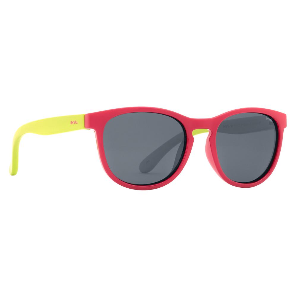 d05d393ebcee Солнцезащитные очки для детей INVU красно-желтые (K2518H) 【 Будинок іграшок  】 купить в ...
