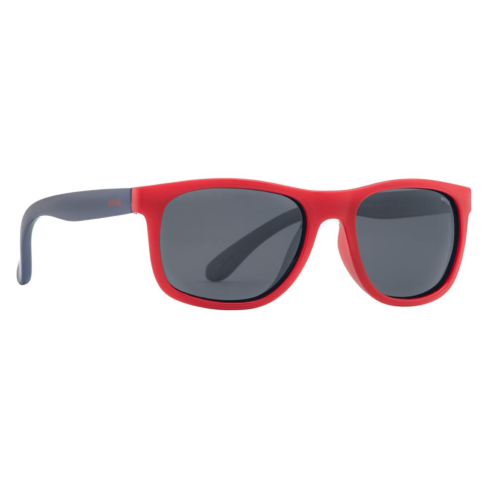 Солнцезащитные очки для детей INVU красно-синие (K2519H)