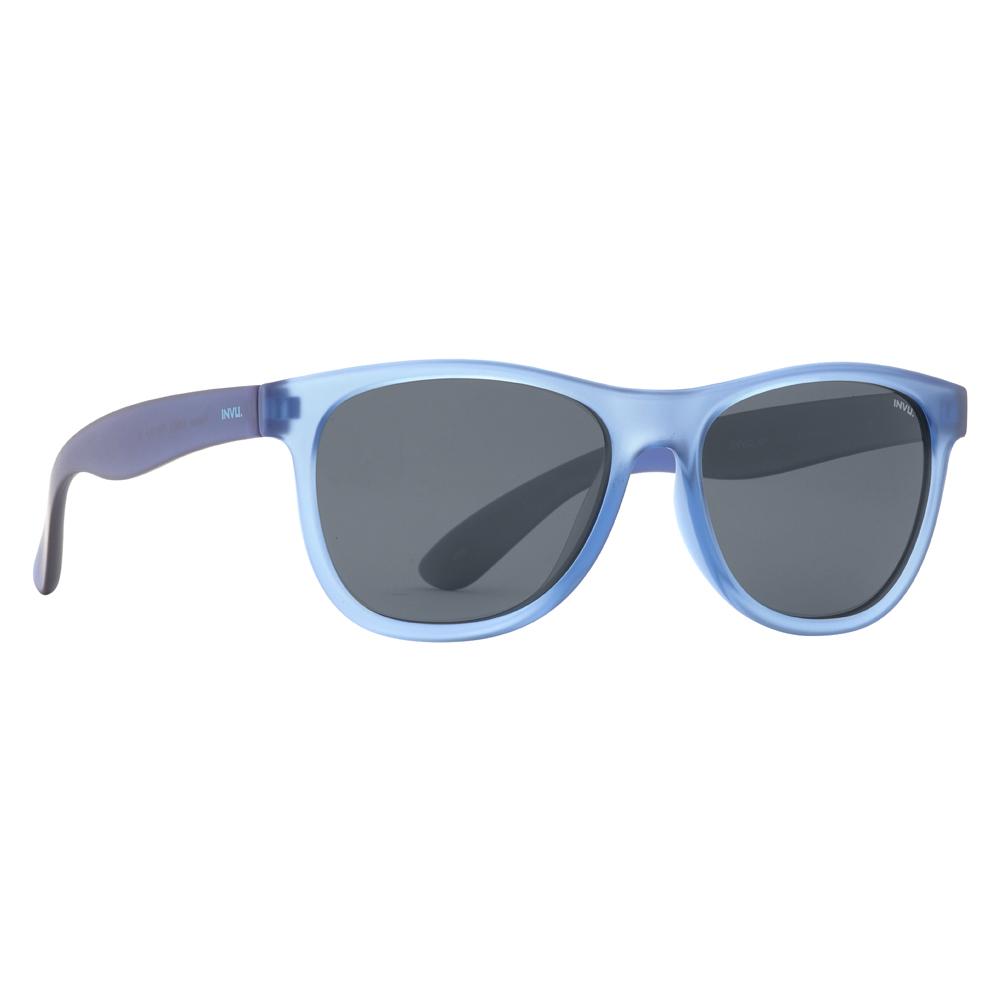 Солнцезащитные очки для детей INVU сине-голубые (K2600F)
