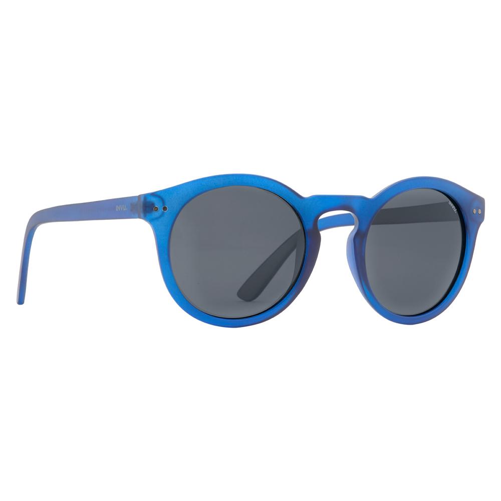 Солнцезащитные очки для детей INVU синие (K2700B)