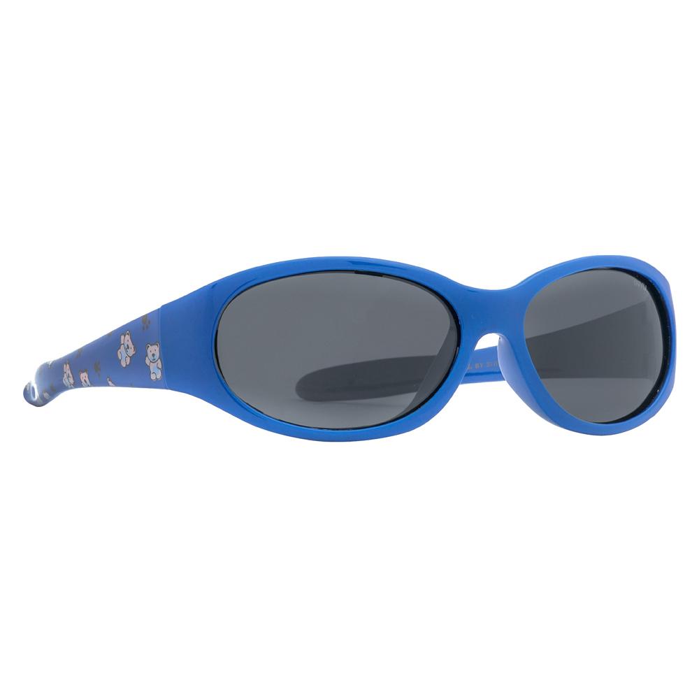 Солнцезащитные очки для детей INVU синие (K2701B)