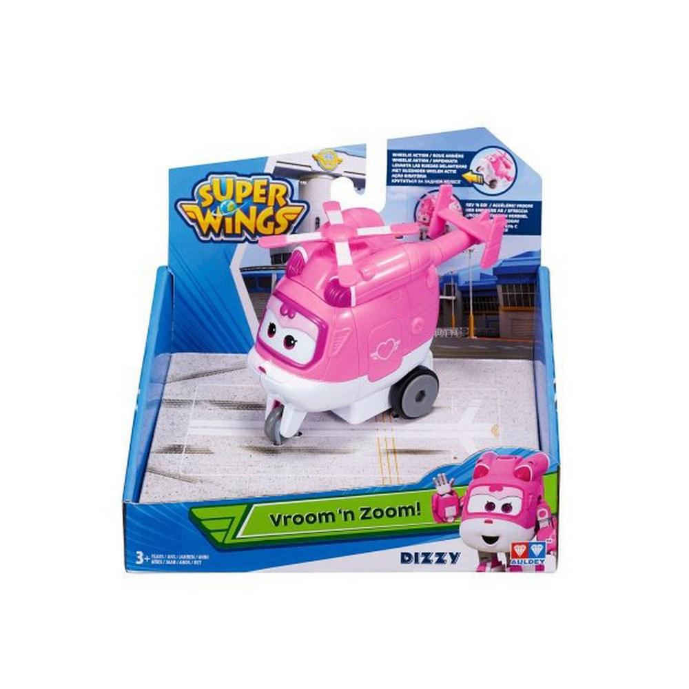 4b0190715c8e Инерционный самолет Super wings Dizzy (YW710140) - купить в магазине  детских игрушек  Будинок іграшок