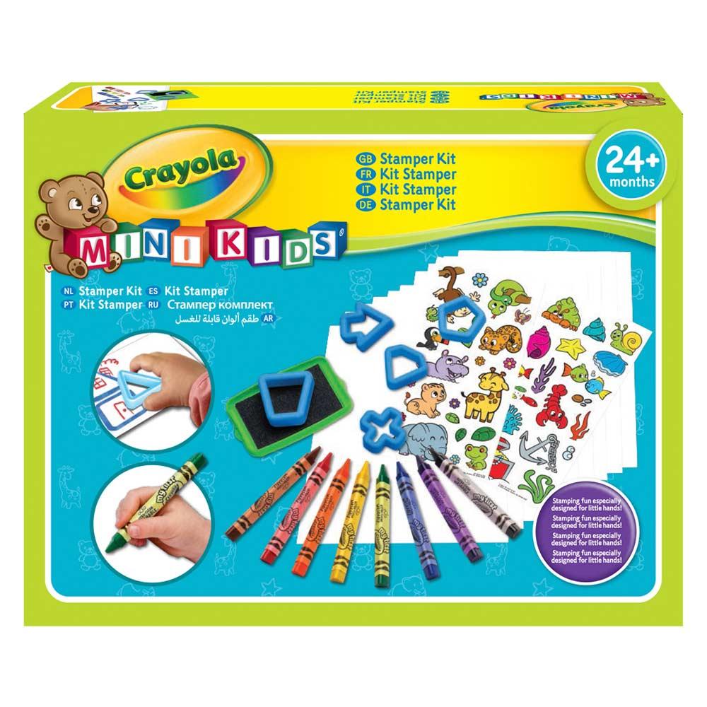 Набір для творчості Штампи (81-1359) - купити в магазині дитячих іграшок   Будинок іграшок  ee8a18f3a3847